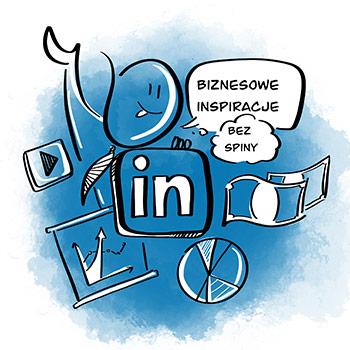Linkedin - biznesowe inspiracje bez spiny