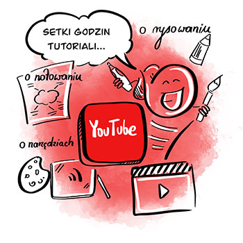 Youtube, setki godzin tutoriali